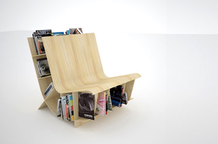 Fishbol Bookseat